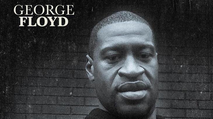 Beşiktaş'tan George Floyd paylaşımı
