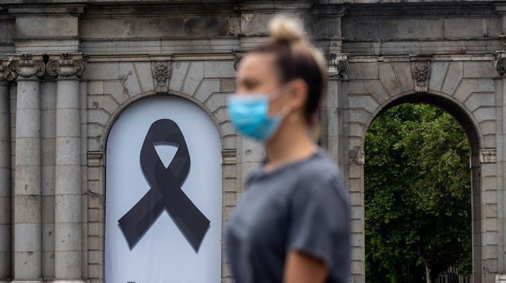 Son dakika haberi... İspanya'da corona virüs'ten ölenlerin sayısı 27 bin 118'e çıktı