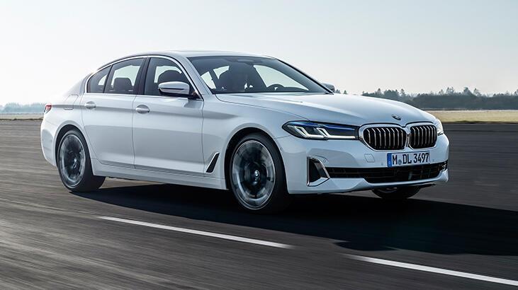 İşte yeni BMW 5 Serisi