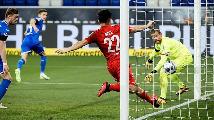 Hoffenheim, Köln'e patladı! 4 gol sesi...