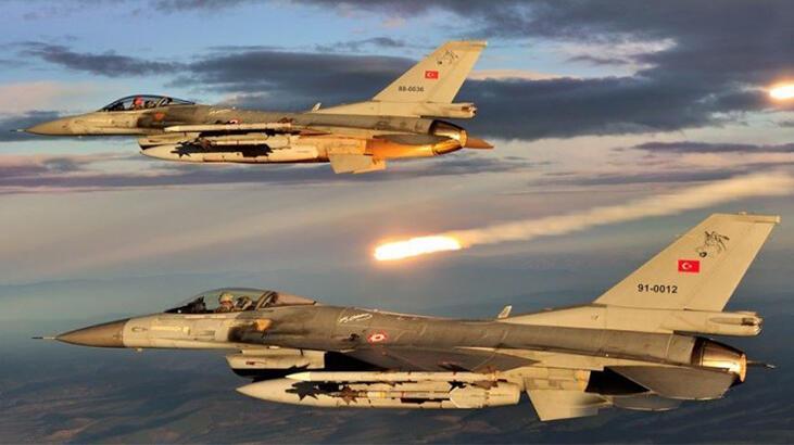 Son dakika! Kuzey Irak'ta 3 terörist etkisiz hale getirildi!