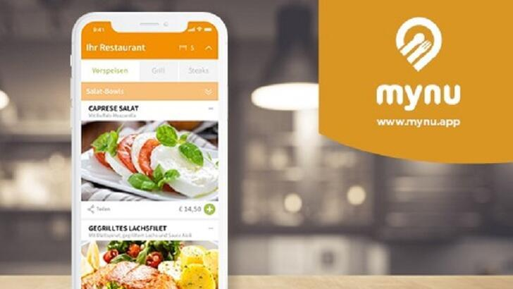 Restoranlarda Yeni Dönem: Temassız Sipariş