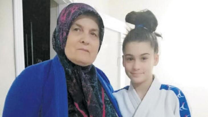 Yunusemreli Ceylin'e, babaanne desteği