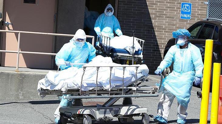 ABD'de corona virüsten ölenlerin sayısı 102 bini aştı
