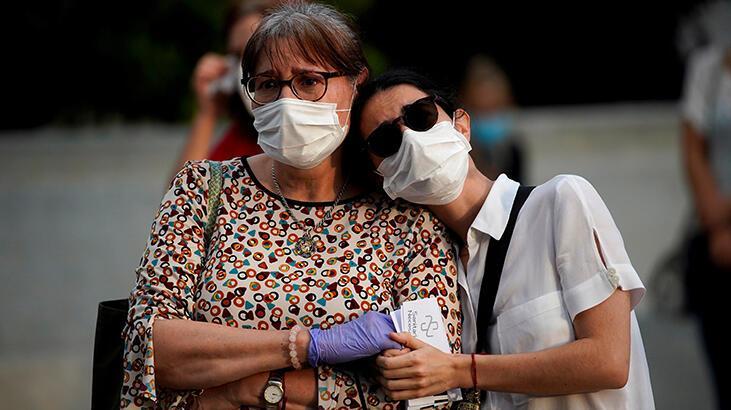 Son dakika... İspanya'da corona virüsten ölenlerin sayısı 27 bin 119 oldu