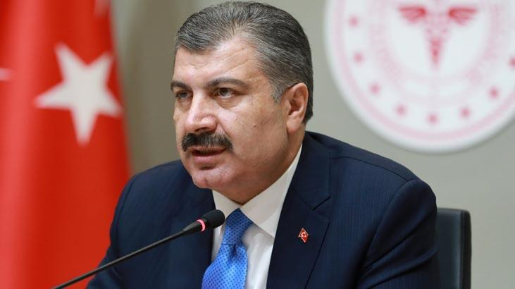 Sağlık Bakanı Koca'dan 'Biraz daha dayanalım' çağrısı