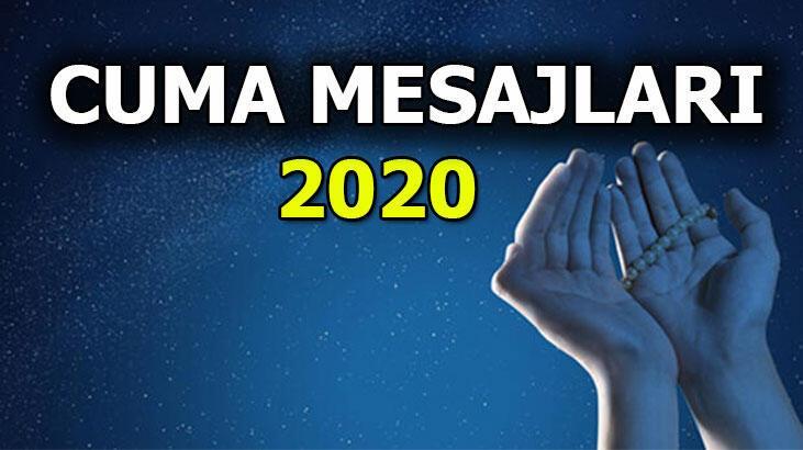 Cuma mesajları 2020 yeni resimli, yazılı tercihler!