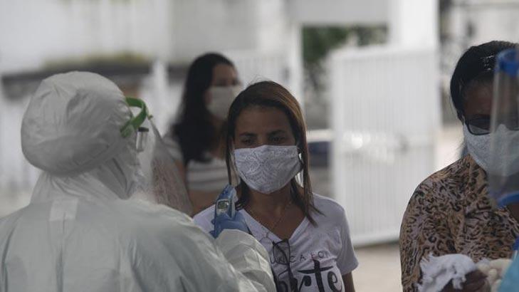 Son dakika... Brezilya'da corona virüs bir günde 1156 can aldı