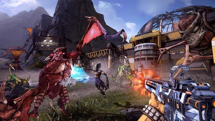 Steam'de 124 liraya satılan Borderlands Handsome Collection, Epic Games'te ücretsiz oldu!