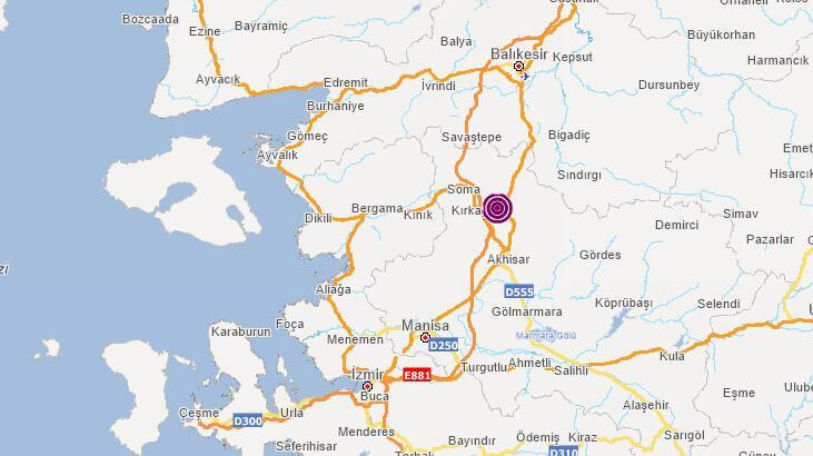 Deprem mi oldu? AFAD, Kandilli Rasathanesi 29 Mayıs son depremlerler listesi