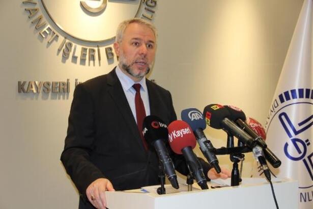 Kayseri'de 660 camide Cuma namazı kılınacak