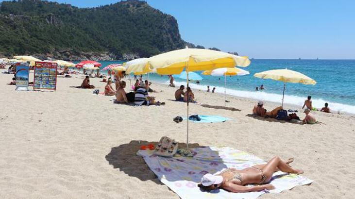 Alanya turizmi normalleşmeye hazır