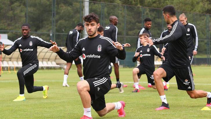 Beşiktaş'ta kuvvet ve kondisyon çalışması