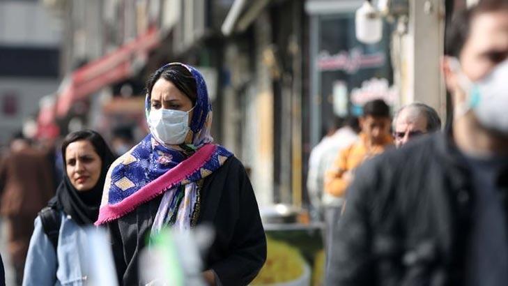 Son dakika... İran'da günlük vaka sayısı son iki ayın zirvesine çıktı