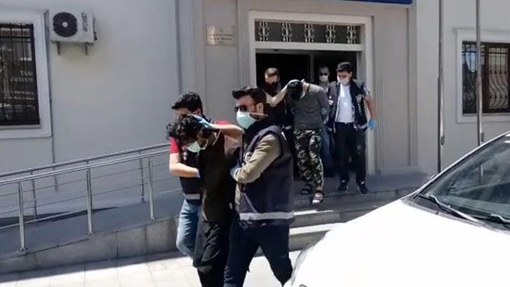 Son dakika... Afgan mülteci gasplarının arkasından Afgan çetesi çıktı!