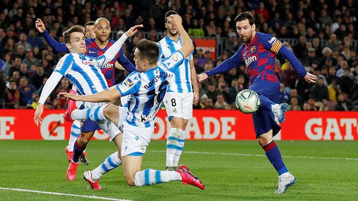 Son dakika | İspanya'da hükümet, La Liga için onay verdi!