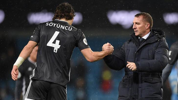 Leicester City'de Rodgers, koronavirüse yakalandığını açıkladı!