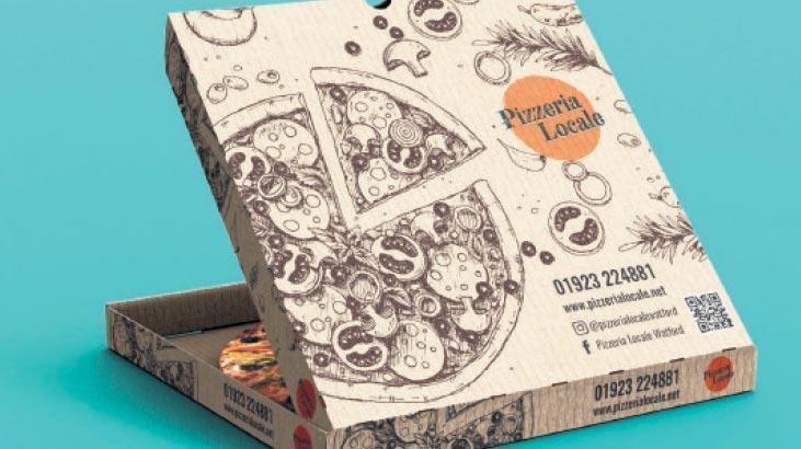 Londra'nın yeni pizzacısı İzmirli
