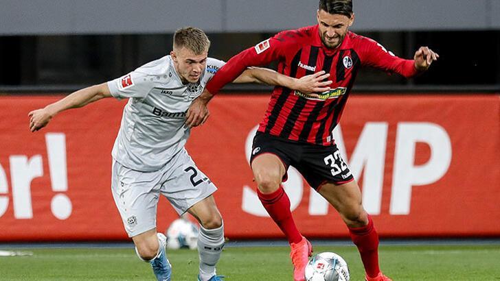 Freiburg - Bayer Leverkusen: 0-1