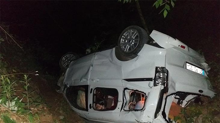 Gece yarısı feci kaza! Çok sayıda ölü ve yaralı var
