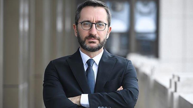 İletişim Başkanı Altun'dan Muharrem İnce açıklaması