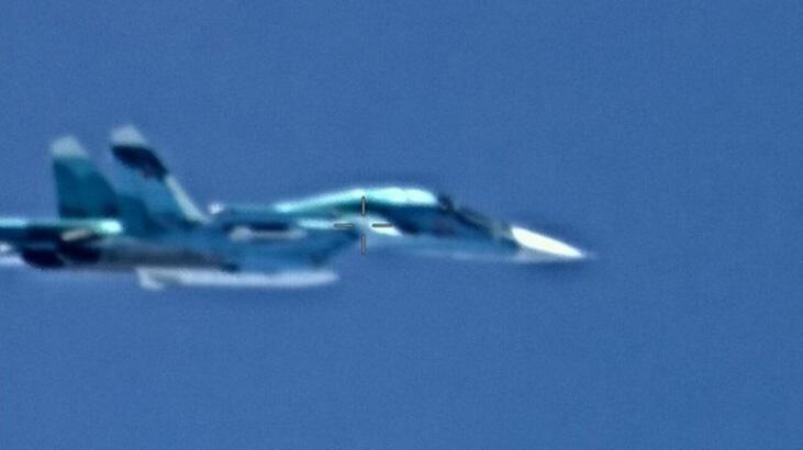 Libya'daki Rus savaş uçakları İngiltere'de endişe yarattı