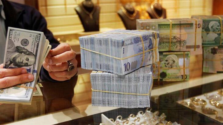 Rusların bastığı 1,1 milyar dolarlık sahte Libya dinarı yakalandı