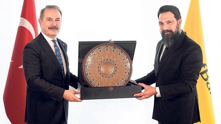 VakıfBank'ın yeni marka yüzü İnal