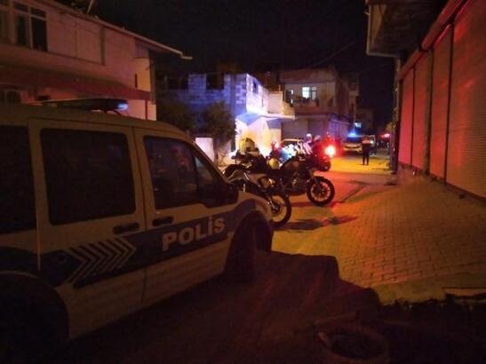 Adana'da husumetliler çatıştı: 2 yaralı