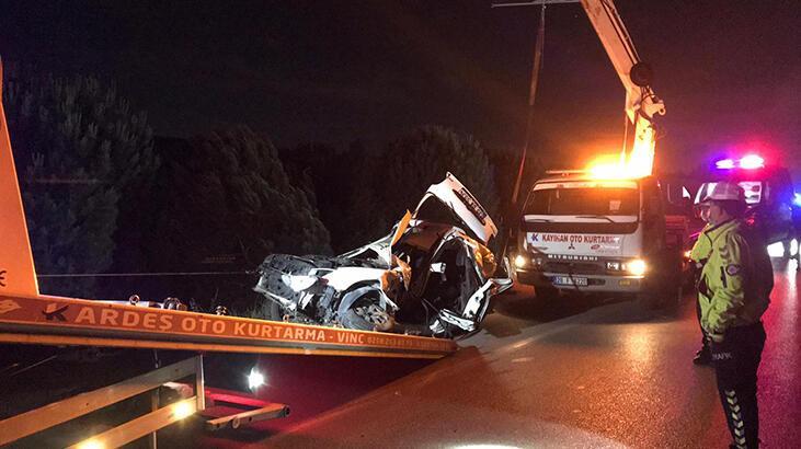 Feci kaza! 26 yaşındaki öğretmen hayatını kaybetti