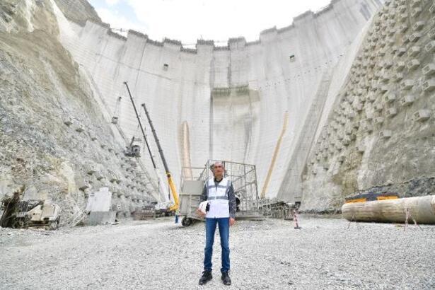 Türkiye'nin en yüksek barajı bütçeye yıllık 1,5 milyar TL katkı sağlayacak