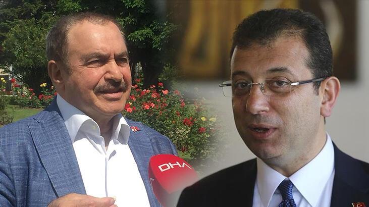 Son dakika I Veysel Eroğlu'dan Ekrem İmamoğlu'na 'Haliç' yanıtı