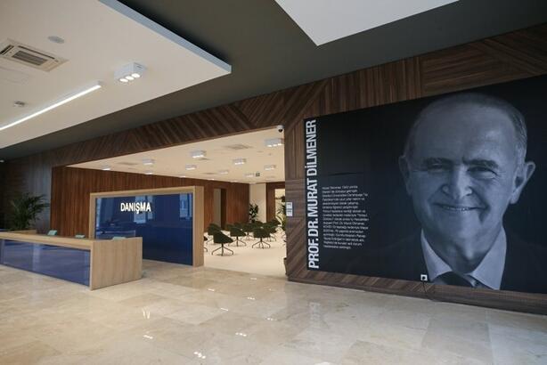 Prof. Dr. Murat Dilmener Acil Durum Hastanesi nerede? Hastane ile ilgili detay...