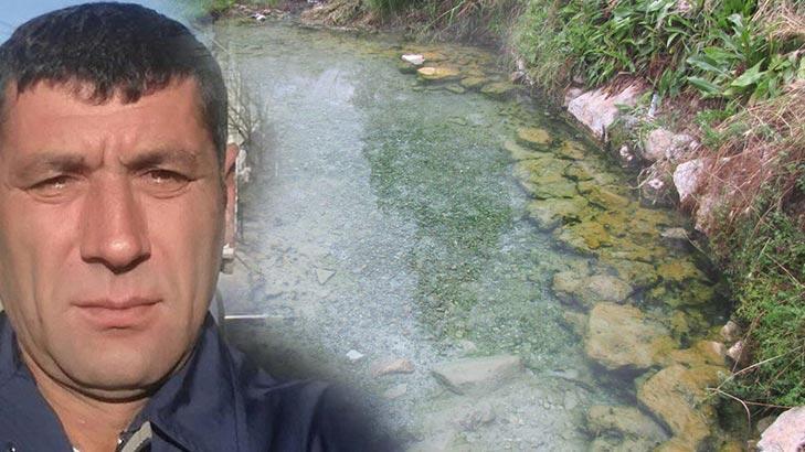 Son dakika... 4 çocuk babası sıcak su havuzunda ölü bulundu!