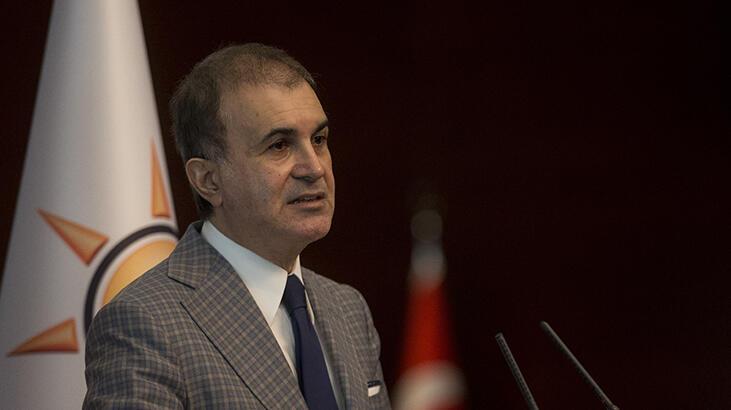 """AK Parti Sözcüsü Çelik'ten """"sağlık politikası"""" paylaşımı"""