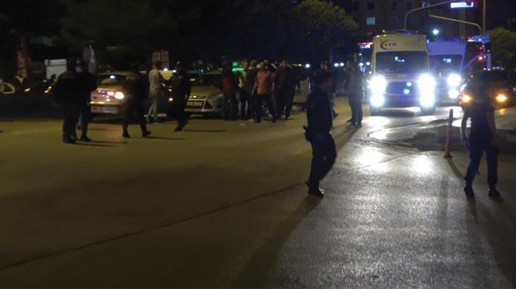 Kırıkkale'de silahlı kavgada 5 kişi yaralandı