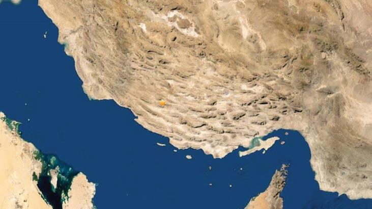 Son dakika haberi: İran'da 4,7 büyüklüğünde korkutan deprem