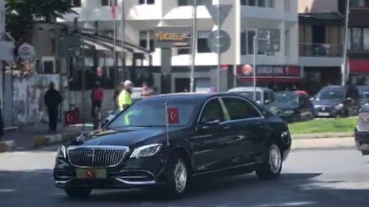 Son dakika... Cumhurbaşkanı Erdoğan Ankara'ya gitti!