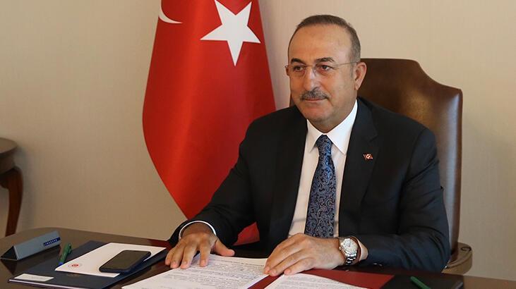 Dışişleri Bakanı Çavuşoğlu, Maltalı mevkidaşı ile telefonla  görüştü