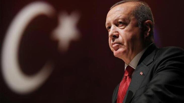 Son dakika | Cumhurbaşkanı Erdoğan'dan şehitler için başsağlığı mesajı