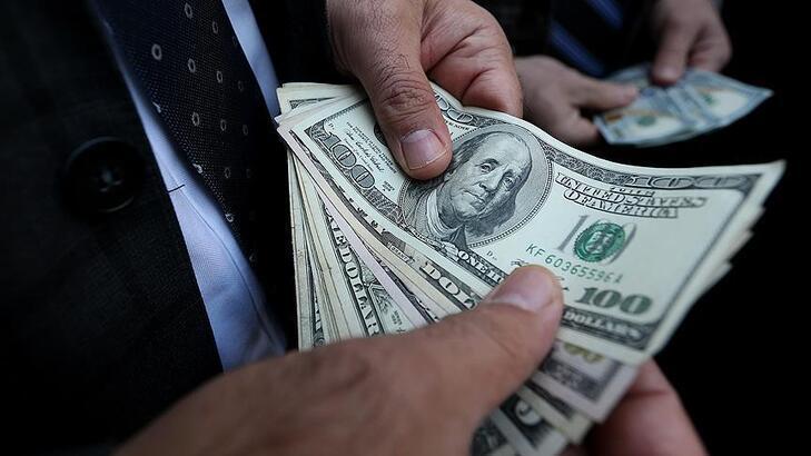 Dolar/TL  ne kadar oldu? (02.06.2020)