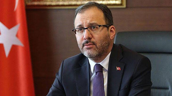 Bakan Kasapoğlu, Gençlik Merkezleri ve Gençlik Kampları'nda uygulanacak tedbirleri duyurdu