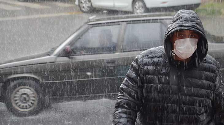 Bugüne dikkat!  Meteoroloji illeri tek tek sayıp uyardı...