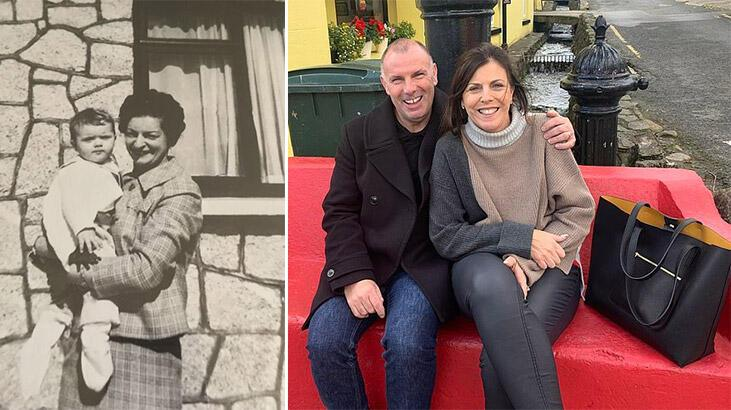 Anneleri tarafından terk edilerek ayrılan kardeşler 50 yıl sonra buluştu