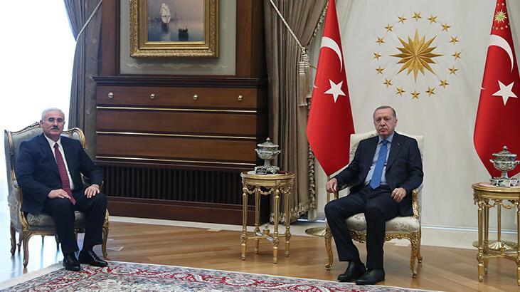 Son dakika I Cumhurbaşkanı Erdoğan'ın Ankara mesaisi başladı! Beştepe'den ilk kare