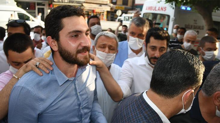 Adana'da Vefa Destek Grubu'na saldırdığı iddia edilen CHP'li Yıldırım tahliye edildi