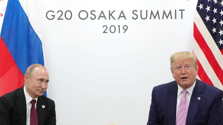 İki ülke, Trump'ın Rusya'nın G7'ye dönmesi teklifine karşı çıktı