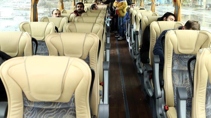 Mayısta en fazla şehirlerarası otobüs biletinin fiyatı arttı