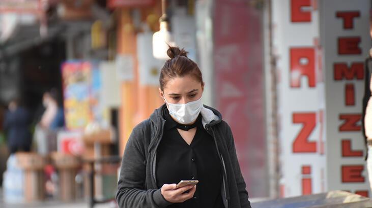 Bir şehirde daha maske takmak zorunlu hale getirildi