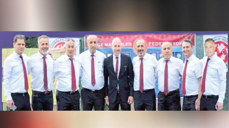 Ege Masterler Ligi tescil edildi